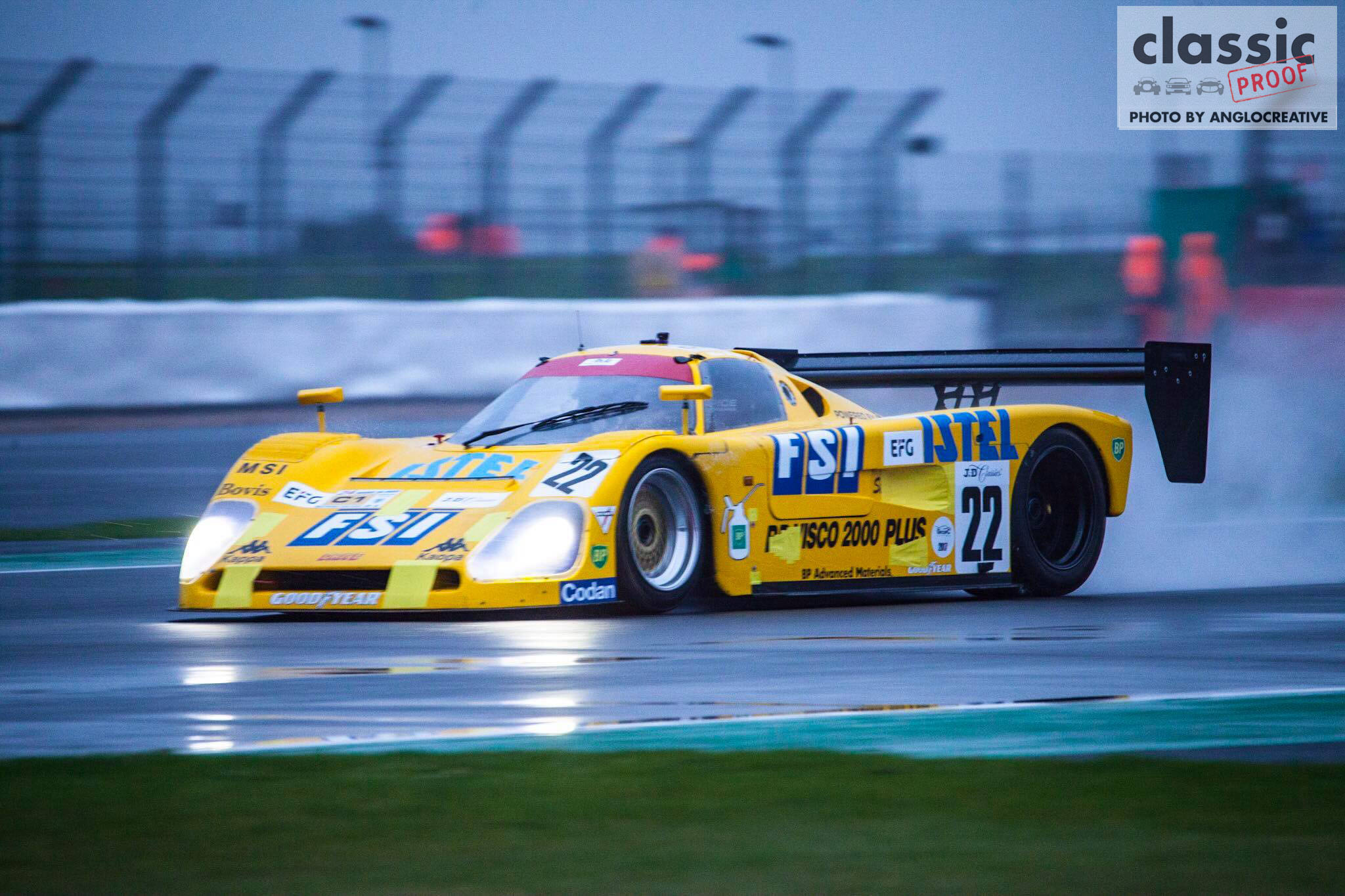 Group C Showdown at Silverstone Classic | Classic Proof